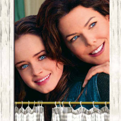 POS Materialien | Warner Home Video | Gilmore Girls